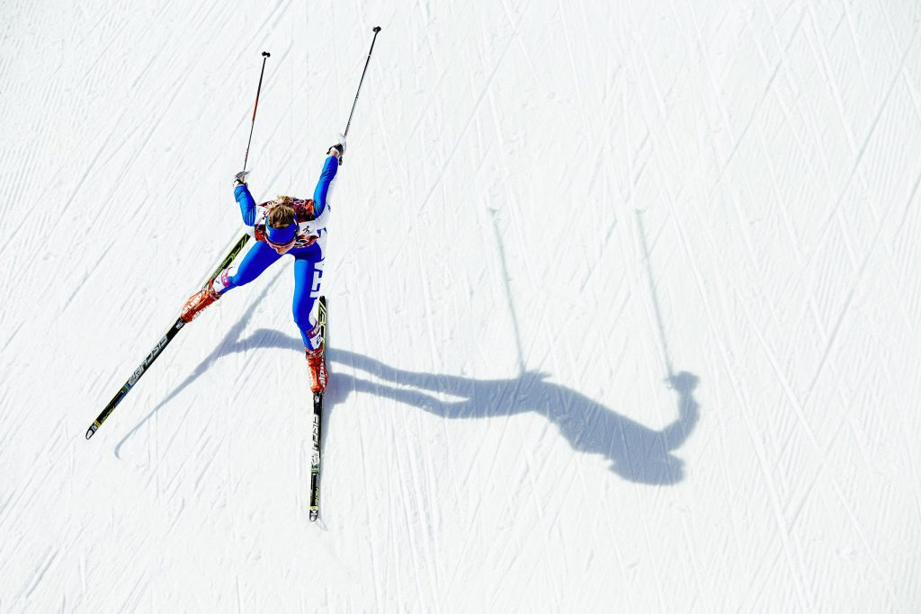 Sochi 2014, Olympic Winter Games, Laura Cross-country Ski & Biathlon Center, Sochi, Russia