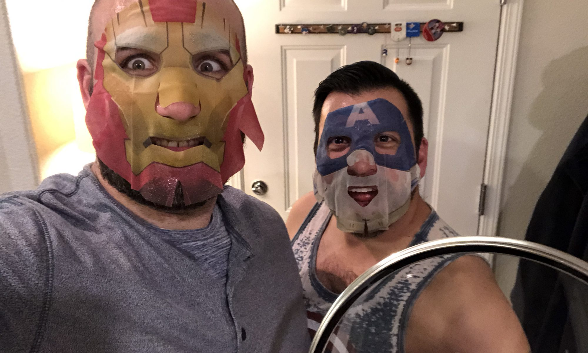 Avengers we are not.